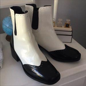 Zara trafaluc Spectator Boots
